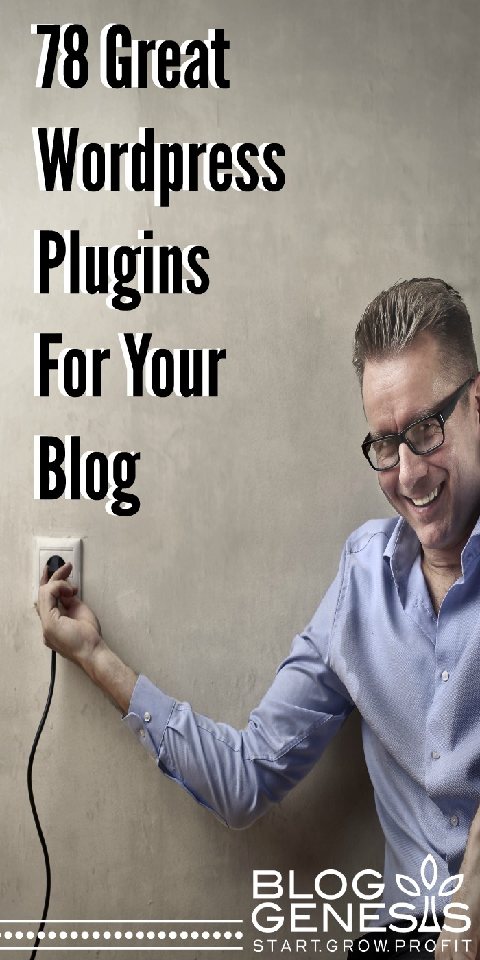 78 Great WordPress Plugins For Your Blog
