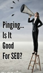 Pinging – Is It Good For SEO?